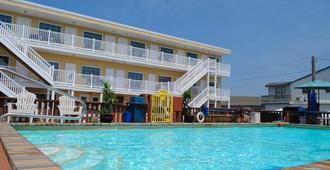 Sea Horse Motel - Beach Haven - Pool