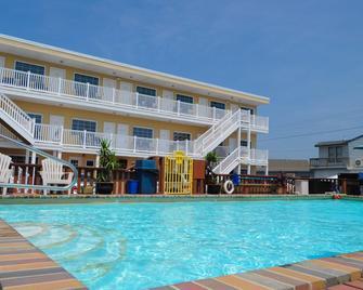 Sea Horse Motel - Beach Haven - Басейн