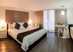 Hotel El Ejecutivo By Reforma Avenue - Πόλη του Μεξικού - Κρεβατοκάμαρα