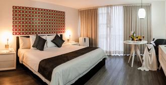 Hotel El Ejecutivo By Reforma Avenue - מקסיקו סיטי - חדר שינה