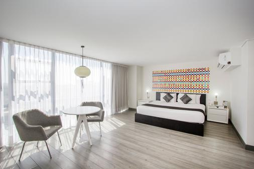Hotel El Ejecutivo By Reforma Avenue - Mexico City - Phòng ngủ