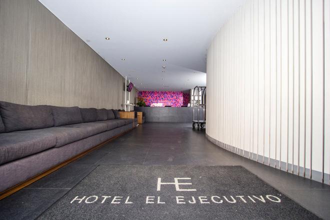 Hotel El Ejecutivo By Reforma Avenue - Mexico City - Lobby