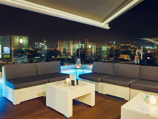 埃爾西亞酒店 - 畢爾巴鄂 - 畢爾巴鄂 - 陽台
