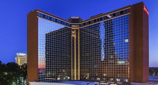 Marriott Little Rock - Little Rock - Building