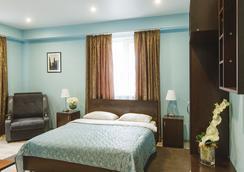 Asti Rooms Hotel - Tomsk - Schlafzimmer