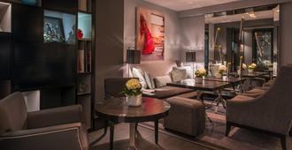 Hôtel Les Jardins de La Villa - París - Sala de estar