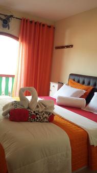 Pousada Ciconha - São Lourenço - Bedroom