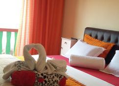 Hotel Ciconha - São Lourenço - Κρεβατοκάμαρα