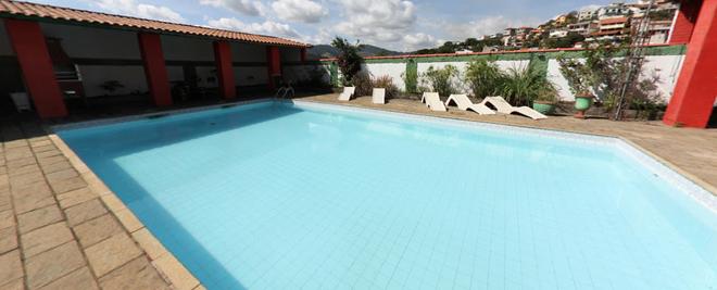 Hotel Ciconha - São Lourenço - Pool