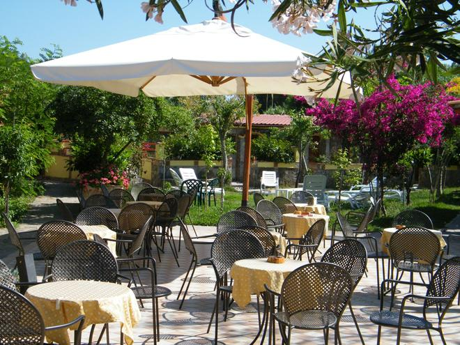 Hotel Villaggio Tabù - Centola - Bar