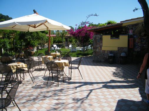 Hotel Villaggio Tabù - Centola - Floorplan