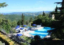 Villa Sant'Uberto Country Inn - Radda In Chianti - Uima-allas