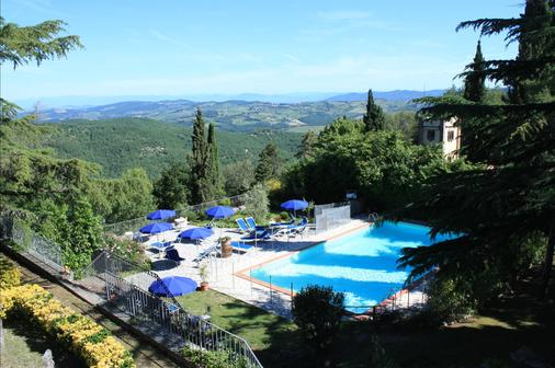 Villa Sant'Uberto Country Inn - Radda In Chianti - Pool