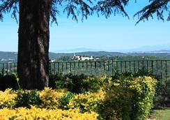 Villa Sant'Uberto Country Inn - Radda In Chianti - Näkymät ulkona