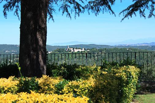 Villa Sant'Uberto Country Inn - Radda In Chianti - Outdoors view