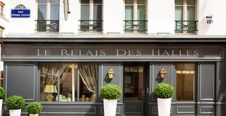 Le Relais des Halles - Pariisi - Rakennus