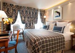 Le Relais Des Halles - Paris - Bedroom