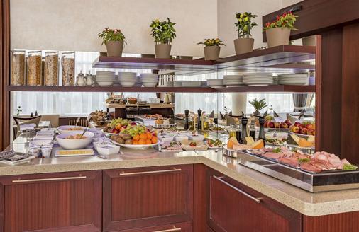 Hotel An Der Messe - Frankfurt - Buffet