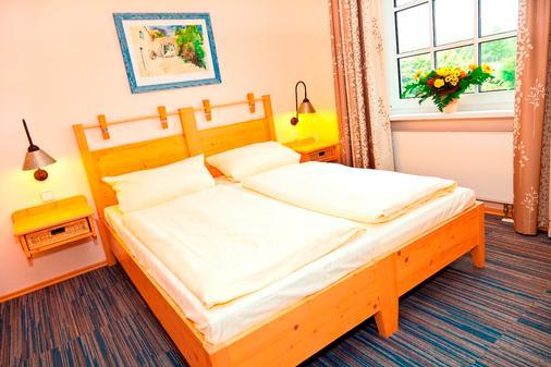 Dorfhotel Fleesensee - Göhren-Lebbin - Schlafzimmer