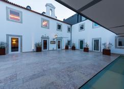 帕拉西奧格沃納多酒店 - 里斯本 - 建築