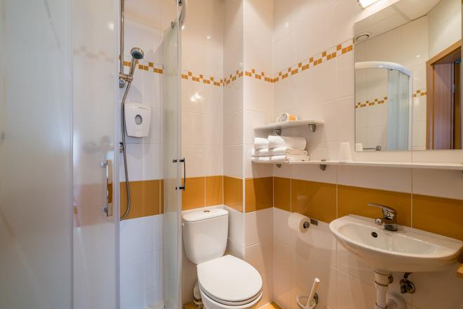 Weiser Hotel - Wroclaw - Bathroom