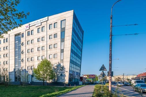 Weiser Hotel - Βρότσλαβ - Κτίριο