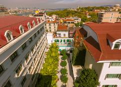 Sura Hagia Sophia Hotel - Istanbul - Outdoors view