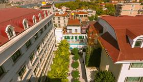 Sura Hagia Sophia Hotel - Istanbul - Extérieur