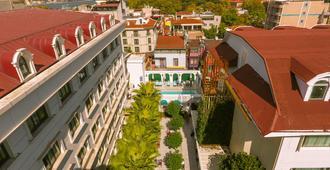 Sura Hagia Sophia Hotel - Istambul - Vista externa