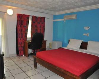 Résidence Saint-Jacques - Brazzaville - Slaapkamer