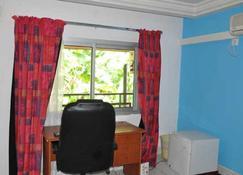 Hôtel Saint Jacques - Centre Ville - Pointe-Noire (República del Congo) - Habitación