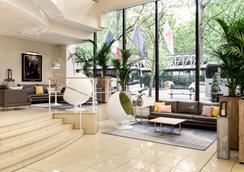 巴黎左岸萬豪酒店及會議中心 - 巴黎 - 巴黎 - 大廳