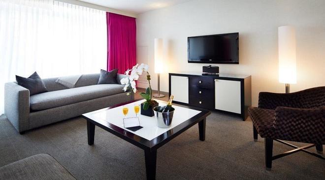 Royalton Park Avenue - Nova York - Sala de estar