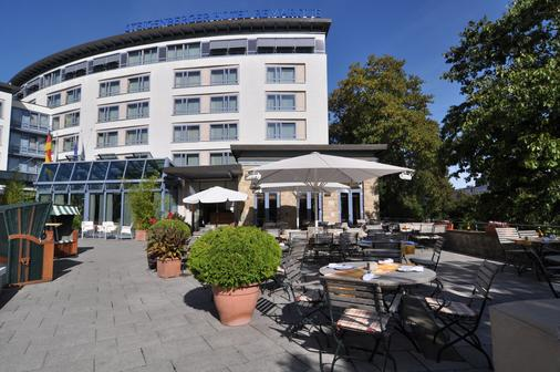 Steigenberger Hotel Remarque - Osnabrück - Patio