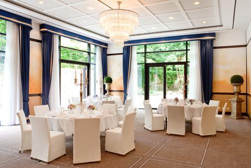 Steigenberger Hotel Remarque - Osnabrück - Banquet hall