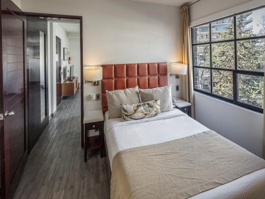 FlowSuites Polanco - Mexico City - Bedroom