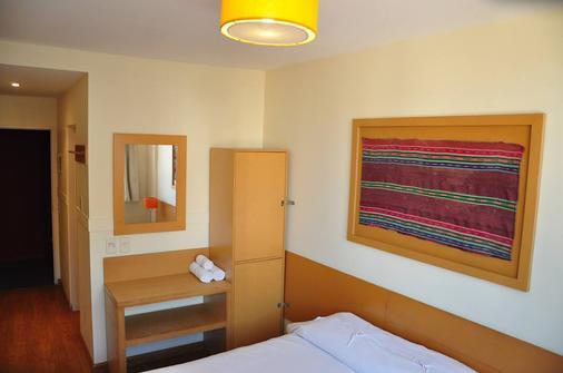 馬戲團酒店及旅舍 - 布宜諾斯艾利斯 - 布宜諾斯艾利斯 - 臥室