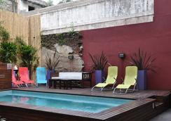 馬戲團酒店及旅舍 - 布宜諾斯艾利斯 - 布宜諾斯艾利斯 - 游泳池