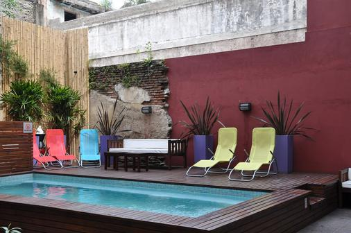 Circus Hotel & Hostel - Buenos Aires - Pileta