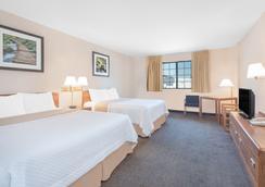 Days Inn by Wyndham West Rapid City - Thành phố Rapid - Phòng ngủ