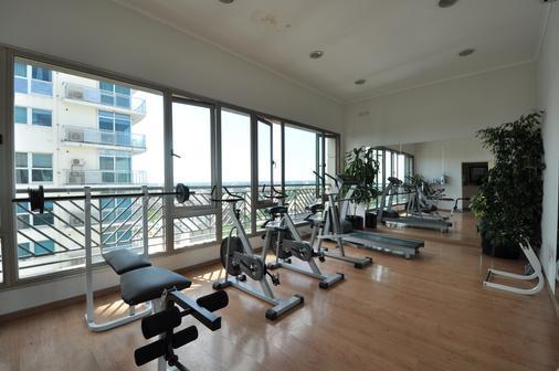 Amérian Executive Mendoza Hotel - Mendoza - Gym