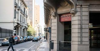 Merit San Telmo - Buenos Aires - Edificio