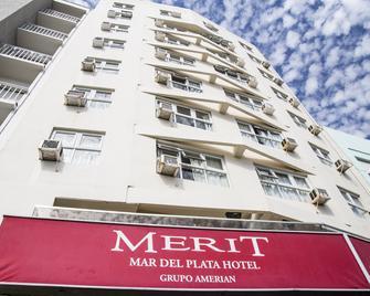 Mérit Mar Del Plata - Мар-дель-Плата - Здание
