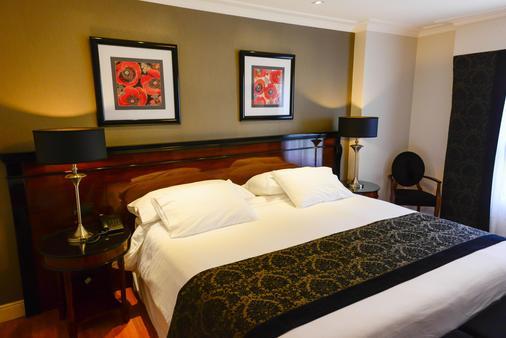 科爾多巴美洲行政酒店 - 科多瓦 - 科爾多瓦 - 臥室