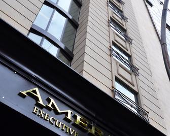 Amérian Executive Córdoba Hotel - Córdoba - Edificio