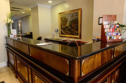科爾多巴美洲行政酒店 - 科多瓦 - 科爾多瓦 - 櫃檯