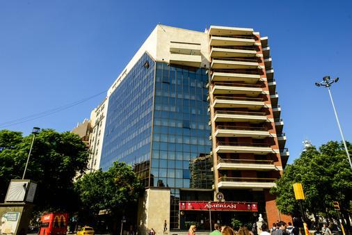 阿梅里安科爾多瓦公園酒店 - 科多瓦 - 科爾多瓦 - 建築