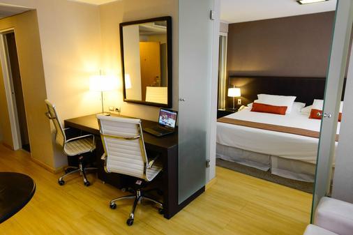 阿梅里安科爾多瓦公園酒店 - 科多瓦 - 科爾多瓦 - 臥室
