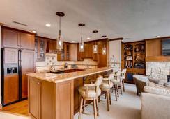 The Vail Spa Condominiums - Vail - Kitchen
