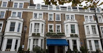 伯爵閣牛津飯店 - 倫敦 - 建築